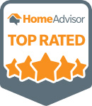 Top Rated Home Advisor Logo